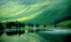 Buttermere in the Lake District i