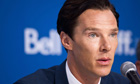Benedict Cumberbatch defends Julian Assange ahead of new film The Fifth Estate