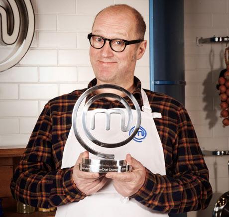 Adrian Edmondson wins Celebrity MasterChef 2013 | Food ...