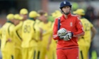 England v Australia: second ODI – as it happened | Dan Lucas and John Ashdown