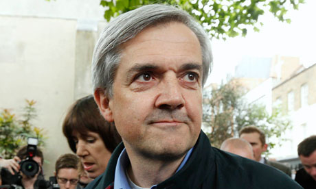 Chris Huhne says parliamentarians are now subjected to '24-hour media scrutiny' that is far more int