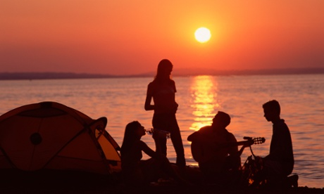 The Corliss Group Luxury Travel Agency, Readers' Travel Tips: Camping Beaches