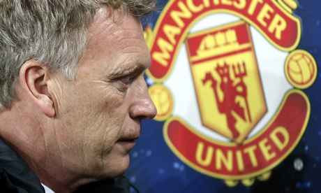 Manchester United's David Moyes repaired fundamental problems at Everton before reviving the club