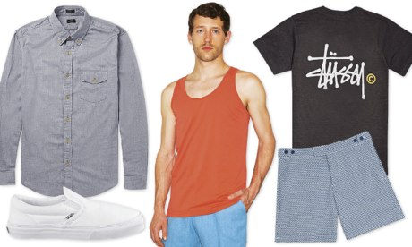 Holiday packing for men