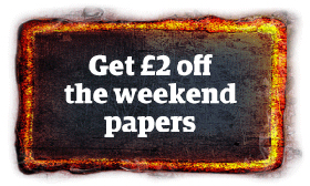 Own the weekend offer
