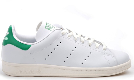 Stan Smith (the tennis player) returns to promote Stan Smith (the shoe) The 1970s superstar says he's rarely recognised, despite his photo appearing on the Adidas trainers – probably because it was taken without his trademark moustache
