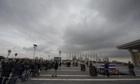 Ariel Sharon's coffin lies in state