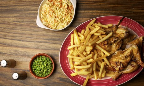 Don't even think of knocking Nando's