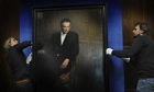 Portrait of Tony Blair goes on display