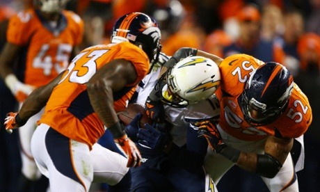 NFL Chargers Broncos
