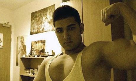 Bodybuilder Sarmad Alladin, 18, who died after taking DNP to help him lose weight