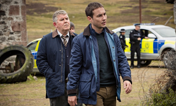 Martin Compston silent witness