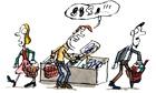 Benoit Jacques illustration for Tim Dowling column on Tesco