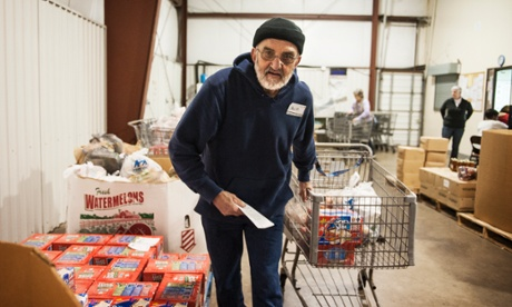 North Carolina food bank