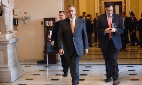 House Boehner budget