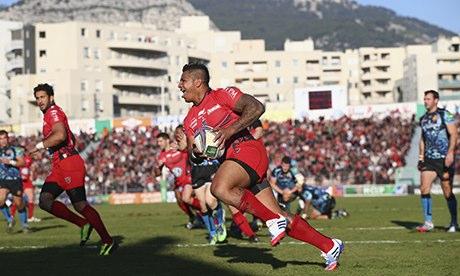 Toulon v Exeter Chiefs - Heineken Cup
