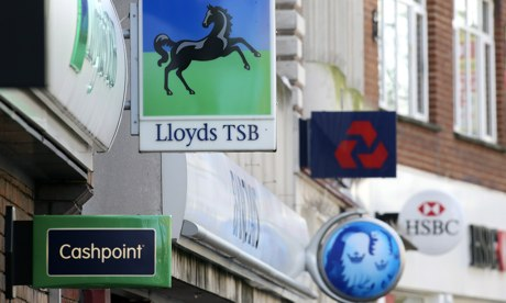 Labour's reforms 'will ensure new banks flourish to challenge big five'