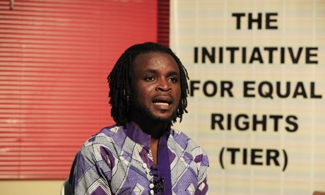 Olumide Makanjuola, executive director of the Initiative For Equality