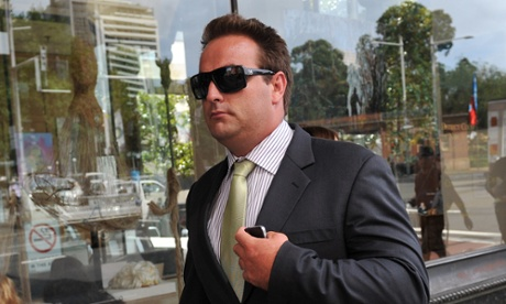 Former NRL Bulldogs forward Ryan Tandy