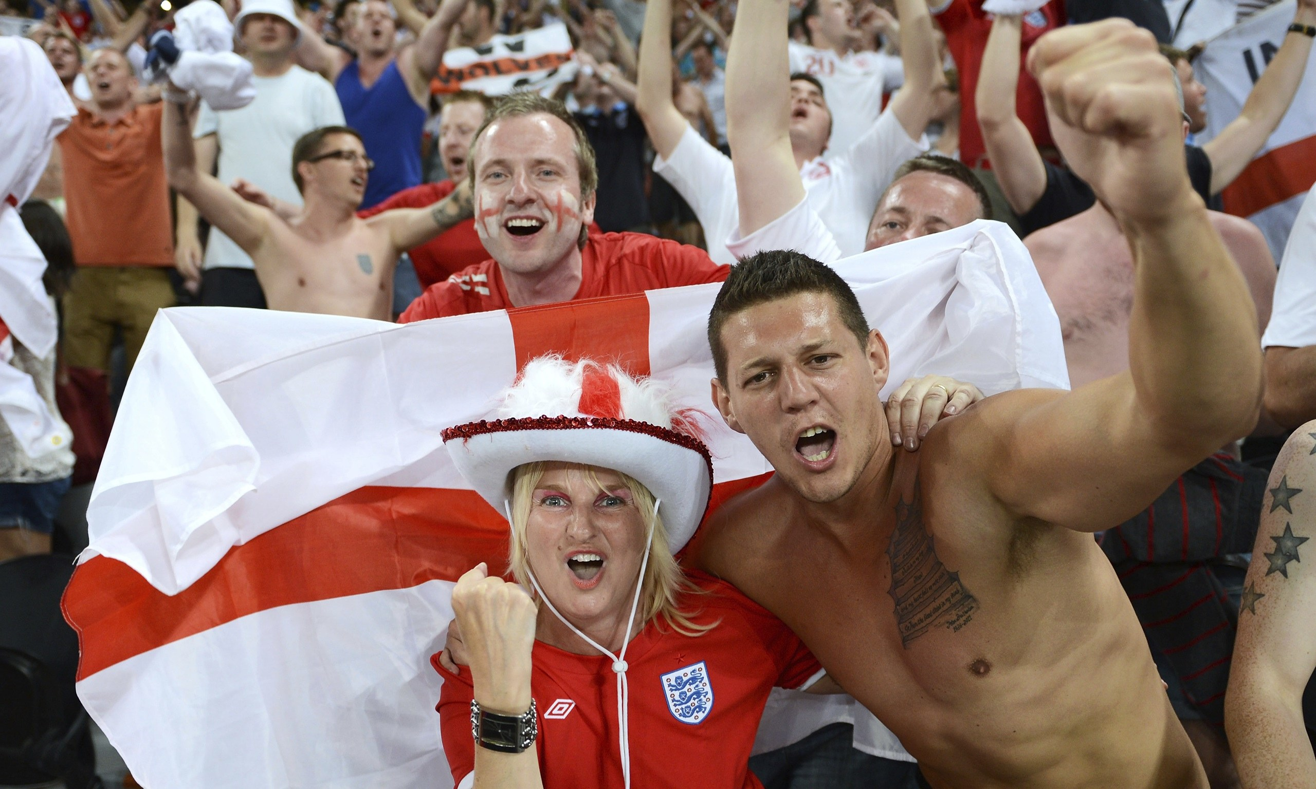 England fans prepare for World Cup trip of a lifetime ...