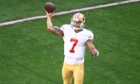 Will Colin Kaepernick and the San Francisco 49ers outshine the Green Bay Packers again in this year's NFL playoffs?