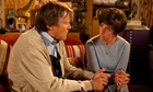 Coronation Street: Hayley and Roy Cropper.