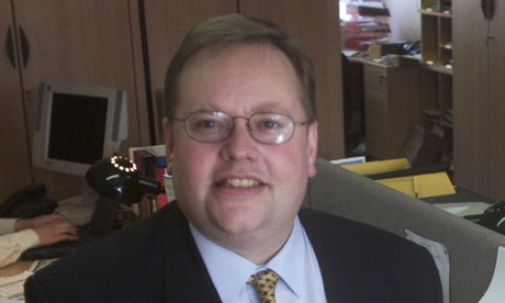 Lord Rennard during his time as campaign director for the Liberal Democrats