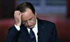 French President Francois Hollande press conference