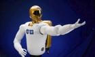 NASA Astronaut Assistant Robonaut