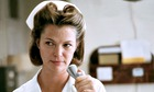 Louise Fletcher as Nurse Ratched in One Flew Over The Cuckoos Nest