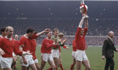 Manchester United in 1967
