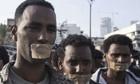 African asylum seekers in Israel