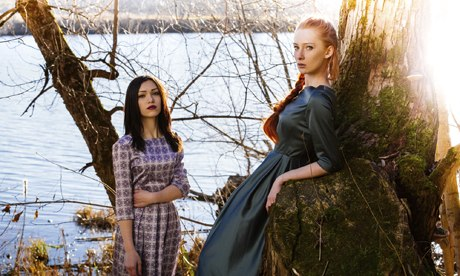 Anna Chapman's dresses