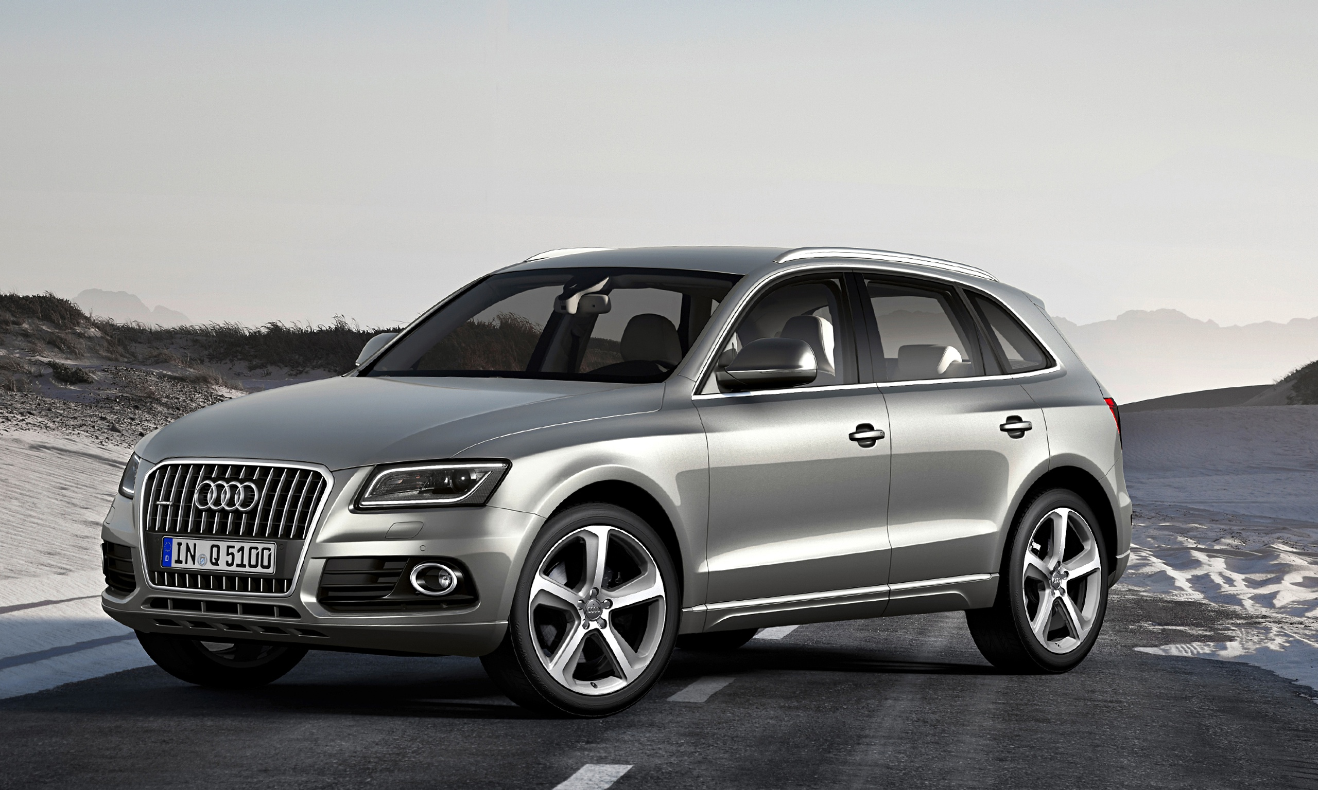 audi q5 car review technology the guardian. Black Bedroom Furniture Sets. Home Design Ideas