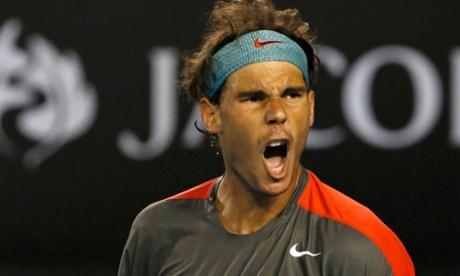 First set Nadal.