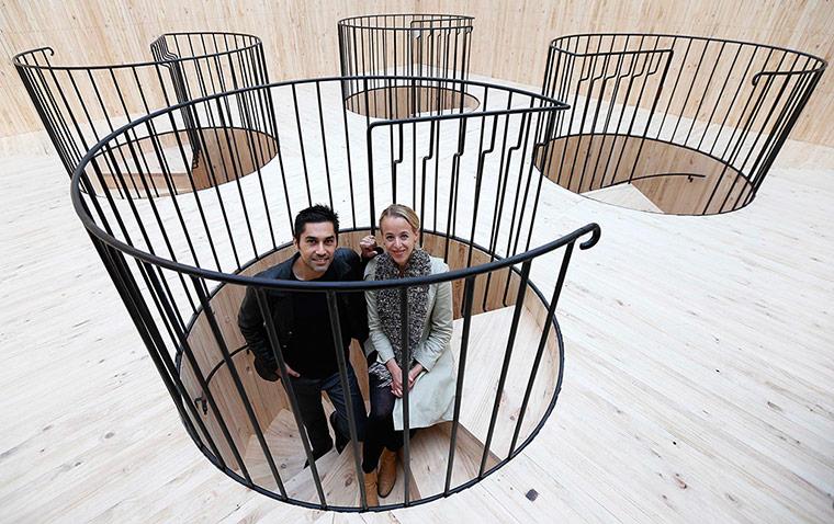 Architecture: Architects Pezo and von Ellrichshausen