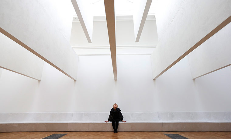 Architecture: Architect Yvonne Farrell from Grafton Architects