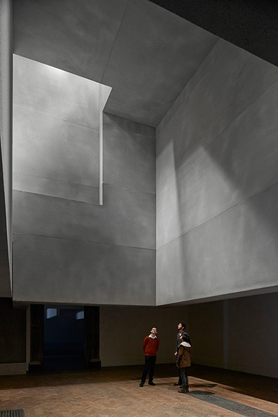Architecture: An installation by Grafton Architects