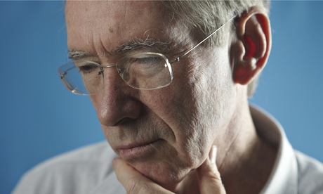Ian McEwan: 'The Cement Garden fed into a rather apocalyptic sense of things.'
