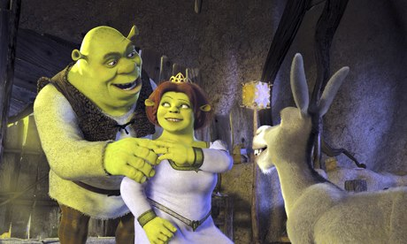 'Shrek 2' Film - 2004