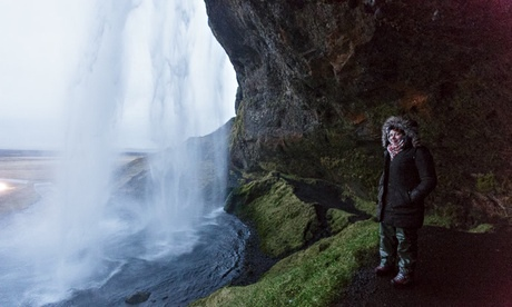 Charlotte Church in Iceland