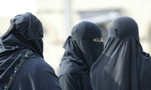 Muslim woman will not testify after being told she must remove face veil