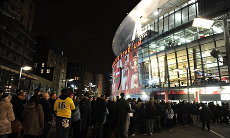 Soccer - FA Cup - Fourth Round - Arsenal v Coventry City - Emirates Stadium