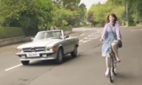 Scotland Cycling Cycling Scotland Advert Banned