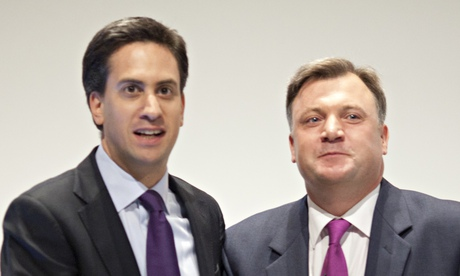 'What on earth have you done?' Miliband and Balls.