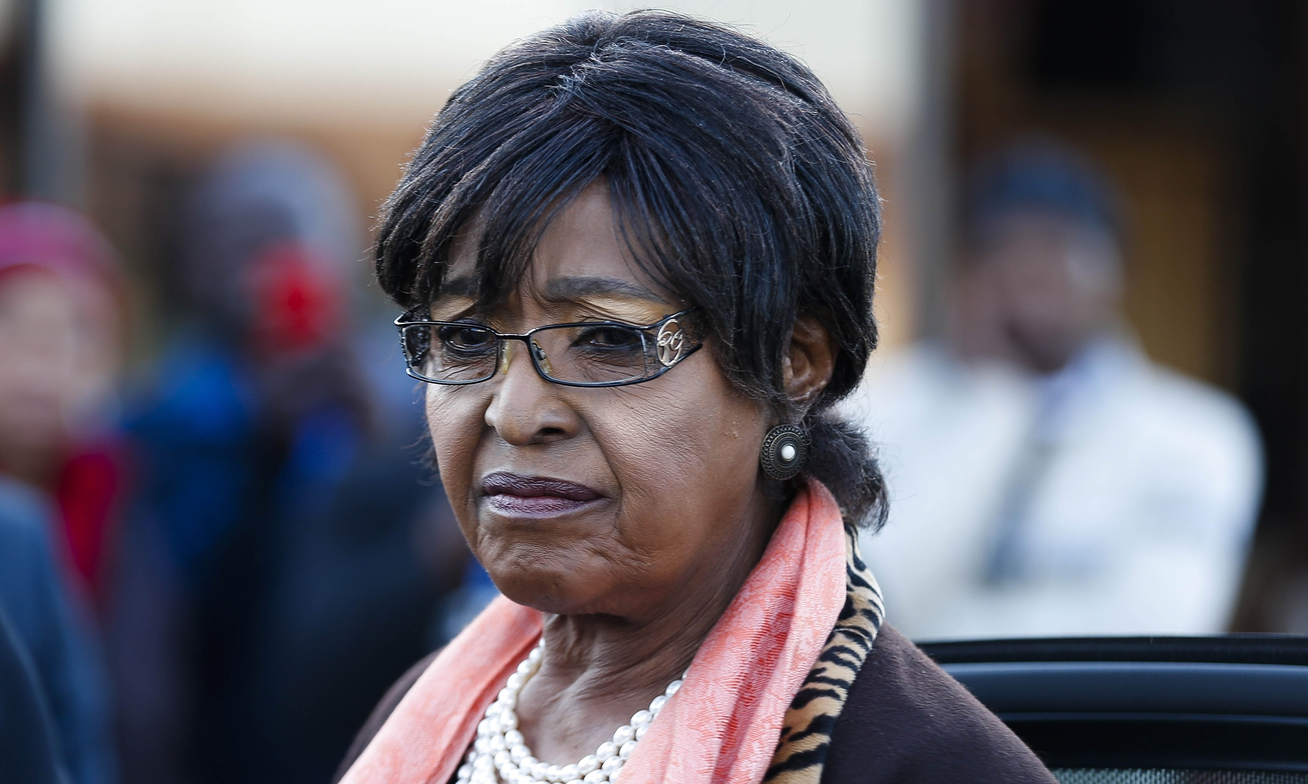 winnie madikizela mandela South african women are mourning the loss of madikizela-mandela and challenging her controversial legacy the anti-apartheid stalwart, who died april 2 at the age of 81, was laid to rest saturday.