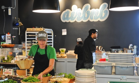 AirBnB canteen