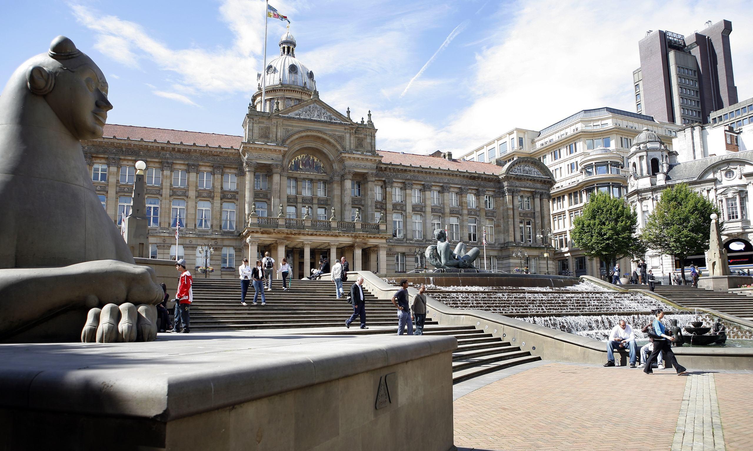 birmingham council must make capita contract open or risk