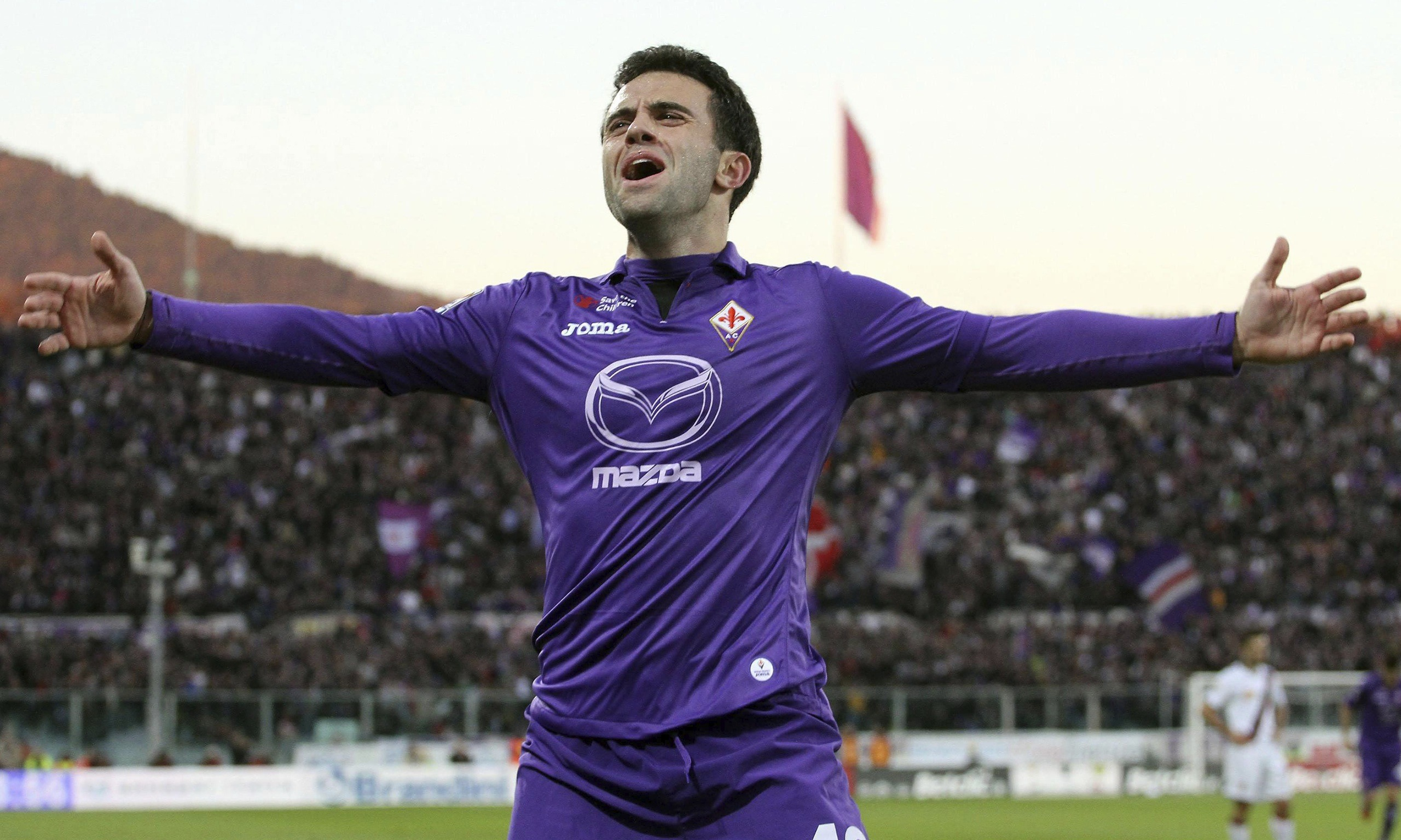 bait BBC link Liverpool with Fiorentina striker Giuseppe