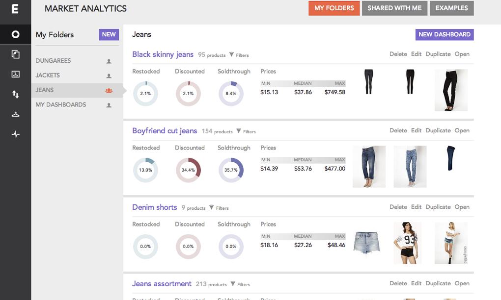 Fashion data tool Editd helps Asos push revenues up 37%